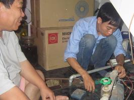 Top 0 Dịch vụ sửa máy bơm nước tại nhà uy tín nhất Hà Nội