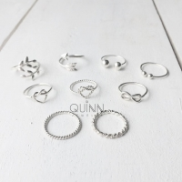 Top 13 Địa chỉ bán nhẫn bạc đẹp nhất Hà Nội