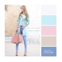 Top 14 Gợi ý phối màu trang phục cực đẹp cho những cô nàng sành điệu