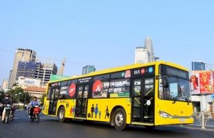 Top 2 Công ty cung cấp dịch vụ quảng cáo tốt nhất trên xe buýt tại Hồ Chí Minh