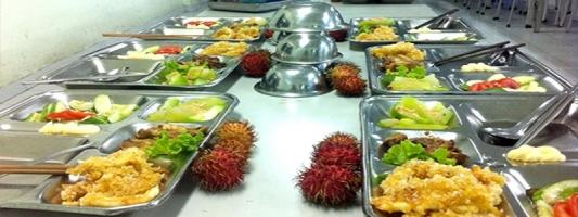 Top 2 Công ty cung cấp suất ăn công nghiệp uy tín nhất ở Bắc Ninh