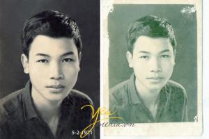Top 2 Dịch vụ phục chế ảnh cũ, mốc, hỏng ở Hà Nội
