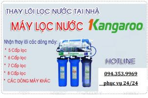 Top 2 Dịch vụ sửa chữa thay lõi lọc nước tại nhà Hà Nội chính hãng kangaroo -ro – Karofi