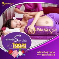 Top 2 Dịch vụ spa chăm sóc bầu, sau sinh tốt nhất tại Vĩnh Phúc