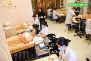 Top 2 Dịch vụ spa uy tín và chất lượng tại Hà Nội