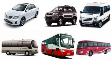 Top 2 Dịch vụ thuê xe du lịch uy tín nhất tại Hà Nội