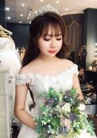 Top 2 Tiệm trang điểm cô dâu đẹp nhất Hạ Long