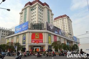 Top 2 Trung tâm mua sắm lớn nhất Đà Nẵng