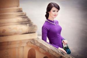 Top 3 địa điểm may và bán áo dài nổi tiếng nhất tại Huế