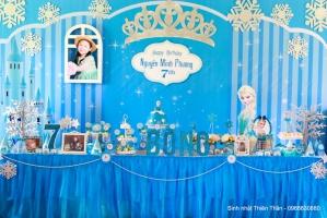 Top 3 Dịch vụ tổ chức, trang trí tiệc sinh nhật tại nhà cho bé ở Hà Nội