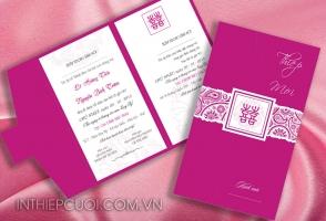 Top 6 Công ty dịch vụ in thiệp cưới uy tín tại Hà Nội