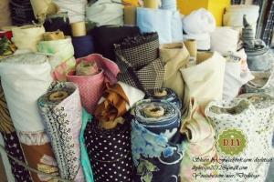 Top 6 Chợ phụ liệu lớn nhất ở Sài Gòn