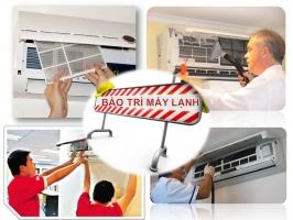 Top 6 Dịch vụ vệ sinh máy lạnh/điều hòa uy tín nhất tại Cần Thơ