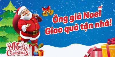 Top 7 Dịch vụ ông già Noel tặng quà Giáng sinh tại nhà tốt nhất Hà Nội