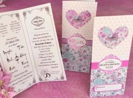 Top 7 Dịch vụ in thiệp cưới đẹp giá rẻ nhất tại Đà Nẵng