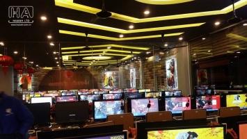 Top 7 Dịch vụ tư vấn thiết kế phòng net (game) chuyên nghiệp nhất Hà Nội