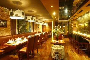 Top 7 Dịch vụ thiết kế nhà hàng, quán cafe tốt nhất tại Hà Nội