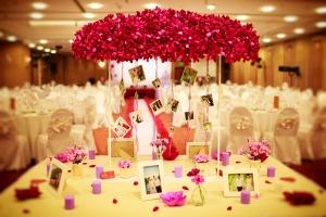 Top 7 Dịch vụ trang trí tiệc cưới tốt nhất tại Hà Nội