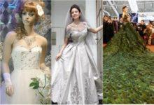 Top 8 Bộ váy cưới đắt nhất thế giới