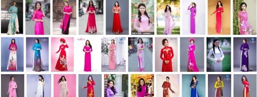 Top 8 Cửa hàng cho thuê áo dài đẹp và rẻ nhất tại TPHCM