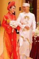 Top 8 Cửa hàng may đo áo dài cưới đẹp nhất ở TPHCM