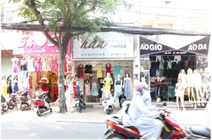 Top 8 Con đường mua sắm nổi tiếng nhất Sài Gòn
