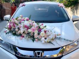 Top 3 Dịch vụ làm hoa cưới cô dâu đẹp nhất tại Bắc Giang