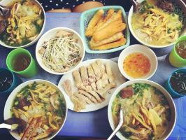 Top 6 Quán bún ngan ngon nhất tại quận Hoàn Kiếm, Hà Nội