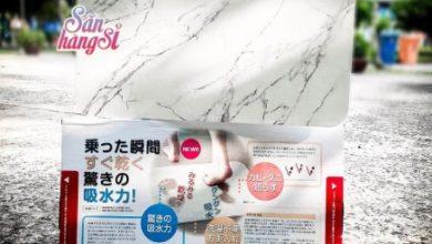 Nơi Bán Thảm Đá Lau Chân Siêu Thấm Hút Nhật Bản Giá Rẻ 46