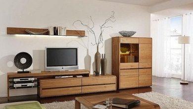 Nơi bán tủ kệ tivi gỗ sồi đẹp tại HCM 43