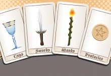 Các Nguyên Tố Trong Tarot 1