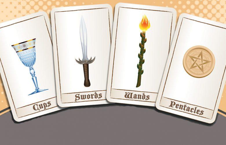 Các Nguyên Tố Trong Tarot 25
