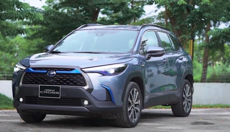 Top mẫu xe gầm cao HOT nhất Việt Nam 1