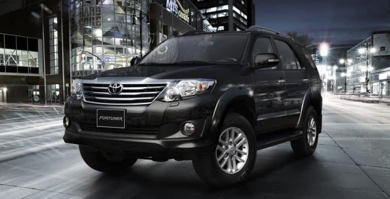 Top mẫu xe gầm cao HOT nhất Việt Nam 2