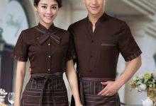 Top mẫu đồng phục nhà hàng - khách sạn đẹp, rẻ 5
