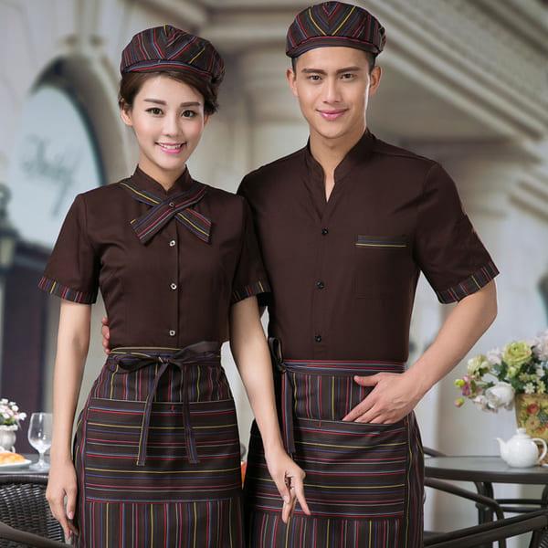 Top mẫu đồng phục nhà hàng - khách sạn đẹp, rẻ 4