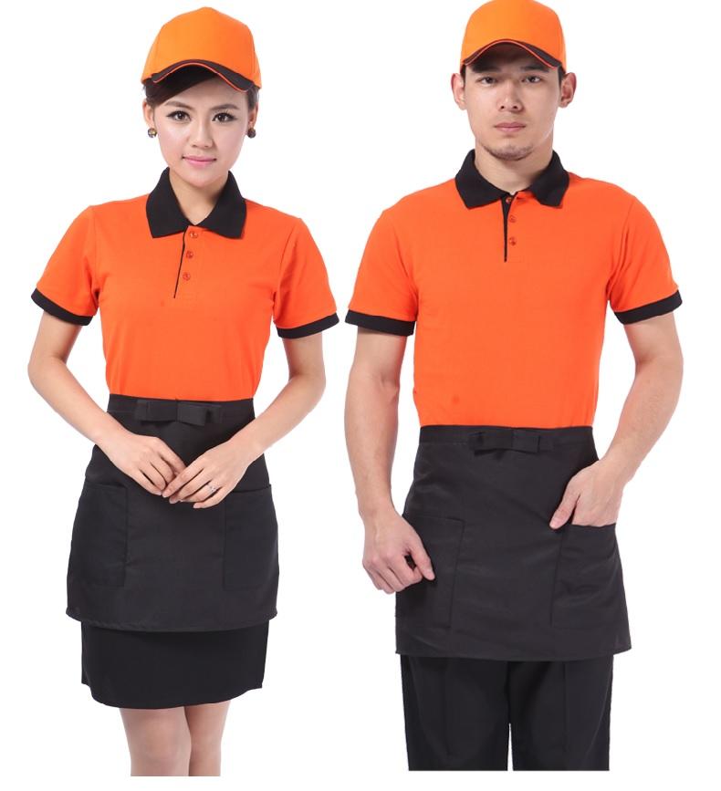 Top mẫu đồng phục nhà hàng - khách sạn đẹp, rẻ 2